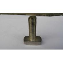 T-bolt con acero al carbono