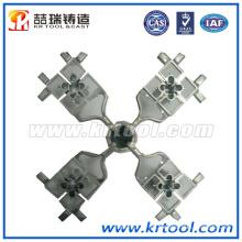 Fabricante de peças de autopeças de alta qualidade de moldagem por compressão na China