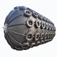Made in china yokohama type marine buoy pneumatic rubber fender for sale