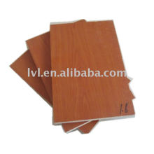 MDF board with ash melamine paper