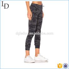 2017 novo design de impressão atacado impresso leggings calças apertadas