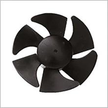 Rational Construction Customized Bracket Cross Flow Auto Fan Mould