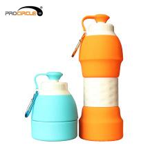 Custom Outdoor Sport Collapsible Water Bottle