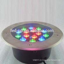 Luz subterráneo llevada RGB 15w con los altos lúmenes