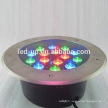 15w RGB led underground light with high lumens