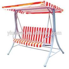 outdoor 3seats swing chair