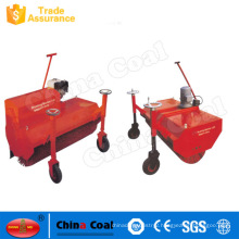 Artificial turf electric and gasoline brush sand machine