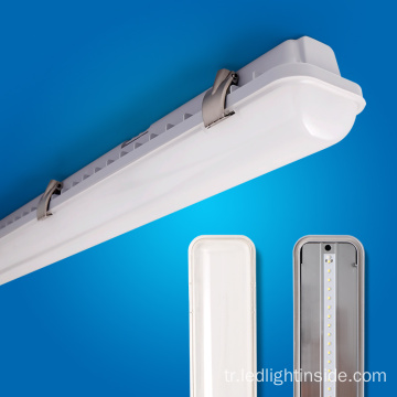 IP65 2ft 600mm 10w LED Tri-proof Işık Fikstürü