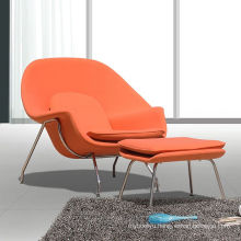 Womb Chair-Modern Living Room and Bedroom Single Chair