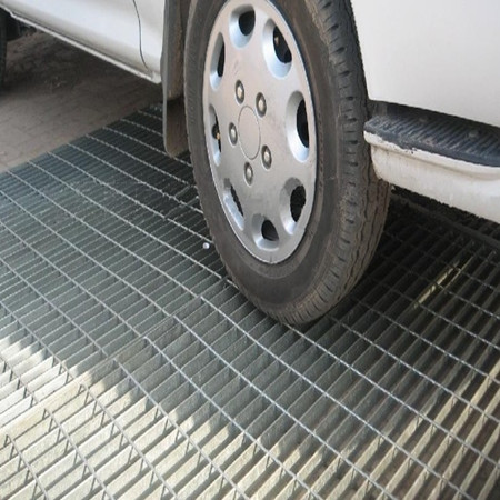 Heavy Load Steel Grating