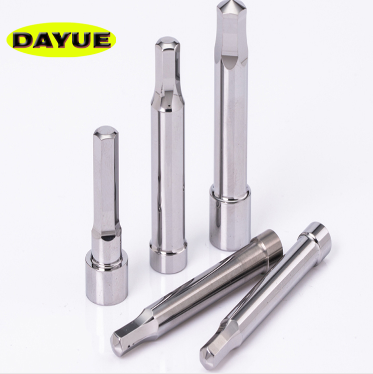 Cutting Element Carbide Punches for Sheet Metal Forming