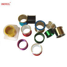 aluminium empty reel for gold copper wire bonding