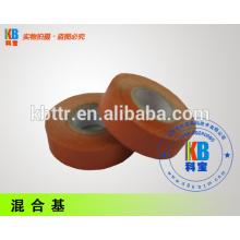 Machine de calcul en cuir orange pour ruban universel pour imprimante, 15 mm