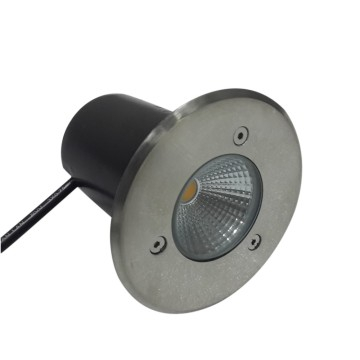 Luz enterrada de la luz del piso de la CA 85-265V LED de la luz de 5W Underground