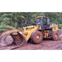 Sem 660b Колесный погрузчик с Log Grab