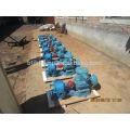 Resistance wire to heat asphalt pump