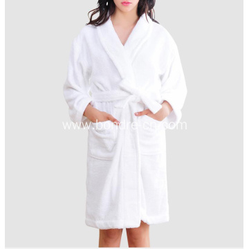 All Sex All Season Classic Microfiber Terry Bathrobe