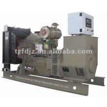 100KW diesel generator set powered by cummins