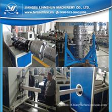 Máquina de tubos de canalização do PVC