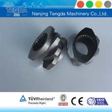 Screw Element Applied for Twin Screw Extruder