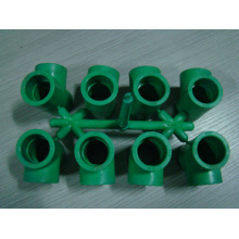 8 Cavity 45 Elbow PPR Pipe Fitting Mould