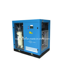 Stationary Inverter Controlled Oil Lubricated Screw Air Compressor (KC37-10INV)
