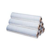 Polyethylene stretch film compostable plastic film