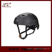 Быстро военный Pj шлем с Nvg горе & стороны железнодорожных Airsoft Тактический шлем
