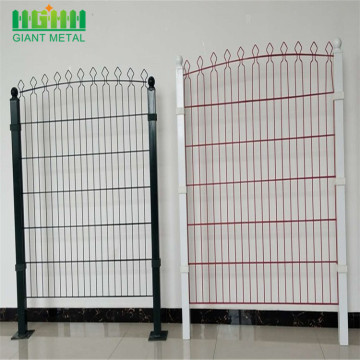 Heibei Giant Welded PVC Coated Prestige Pagar