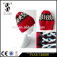 factory directly sale fashion ladies winter hat european style winter beanies