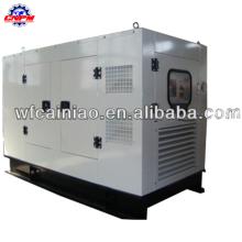 shandong low fuel consumption silent diesel generator