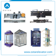 Elevator Parts with En81 Standard China Manufacture Competitive Price