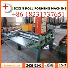Machine à découper à barre en acier et en acier