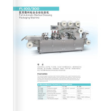Medical Wound Dressing and Auto Packing Machine