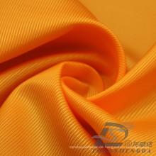 Wasser & Wind-resistent Outdoor Sportswear Daunenjacke Woven Twill Jacquard 100% Polyester Stoff (E100)