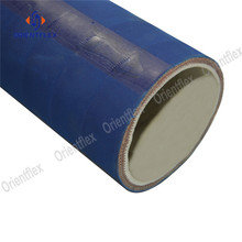 EPDM+rubber+Uhmwpe+Chemical+Discharge+Hose+150+Psi