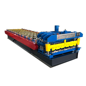 DX Cold Glazed Roll Forming Machine