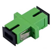 Adaptateur fibre optique haute qualité et meilleur prix, adaptateur SC APC