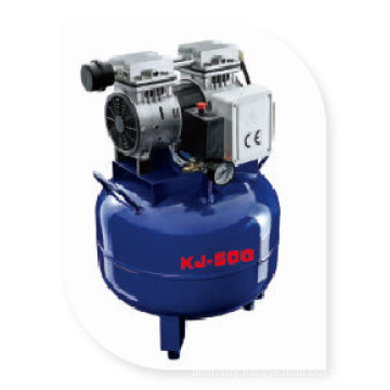Medical Silent Oilless Oil Less Dental Oil Free Air Compressor
