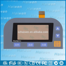 FPC membrane switch with metal dome for medical equipment