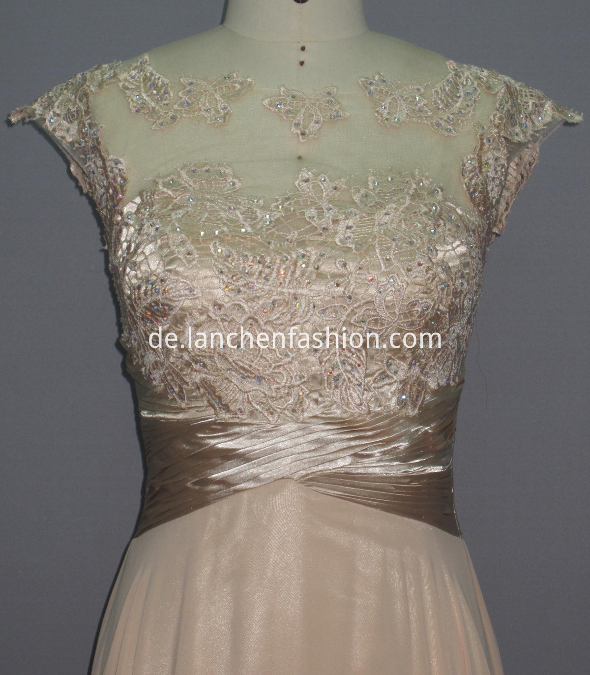Women's Lace Dress IVORY