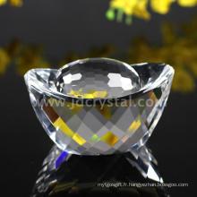 Cadeaux de décoration de salle Crystal Fengshui