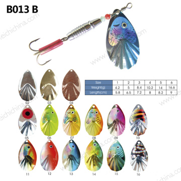 Special Wholesale Mentle Spinner Fishing Lure