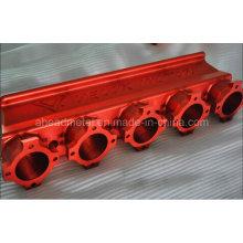 Custom Hersteller aller Arten von Aluminium/Edelstahl Stahl/reingeschmissen/PTFE/Messing/Aluminium/Carbon/Acryl CNC Bearbeitung von Teilen