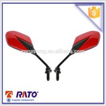Оптовое китайское красное заднее зеркало мотоцикла для T110