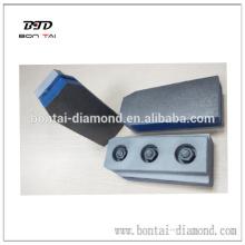 Diamante metal fickert para pedra e granito