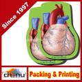Heart Stick Notes, 2 Pack-100 Blatt pro Packung (440043)