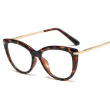 2020 Jaspeers Flat Lens Glasses TR90 Frame Optical Glasses Cat Eye Glasses Women