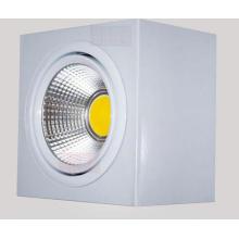 40W surface carrée COB LED Downlight