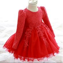 Рождество одежда партия одежды для детей Новый Год 2017 платья для 2y детские девушки Принцесса розовый